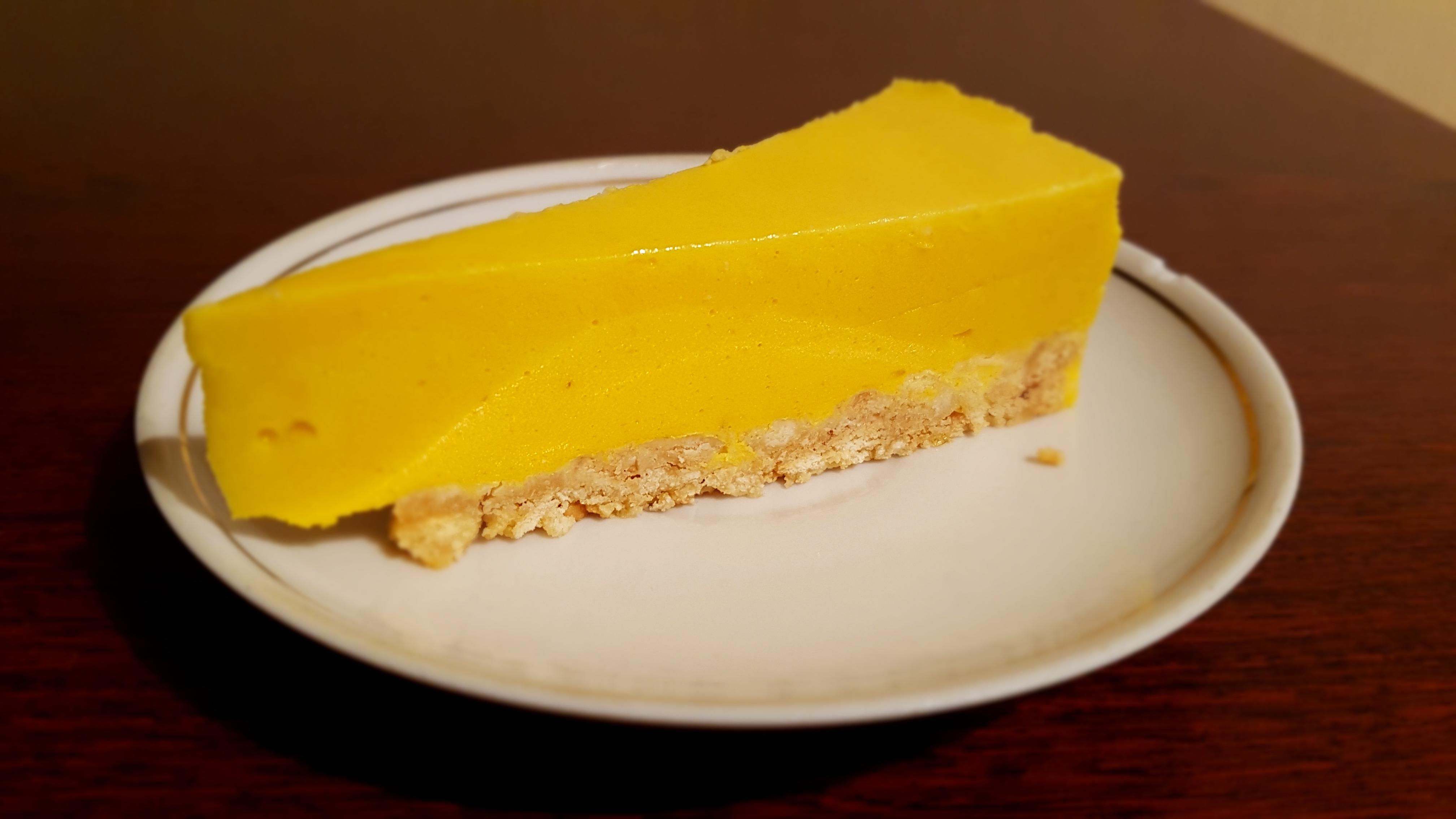 mango - Холодный торт с манго