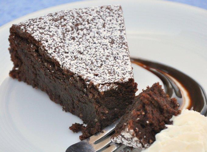 pirog shokolad - Шоколадный торт