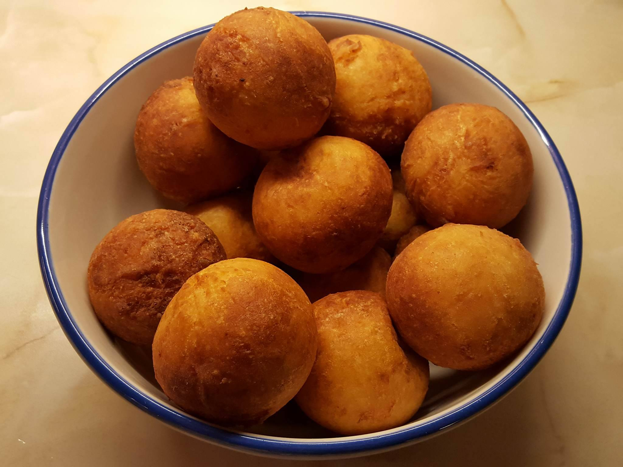 ponchiki - Пончики