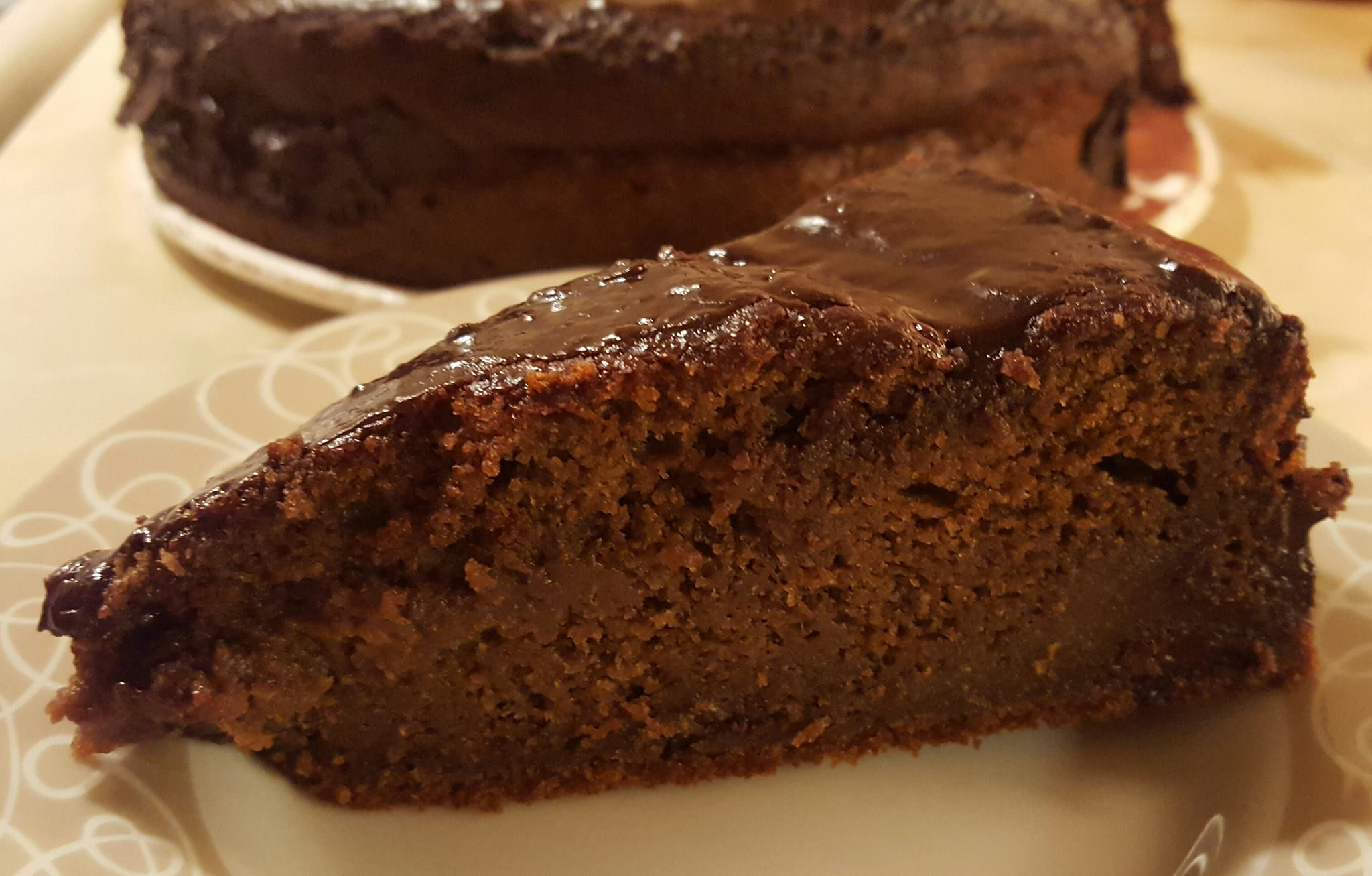 12922341 1009164862497465 709127770 o - Шоколадный торт 2