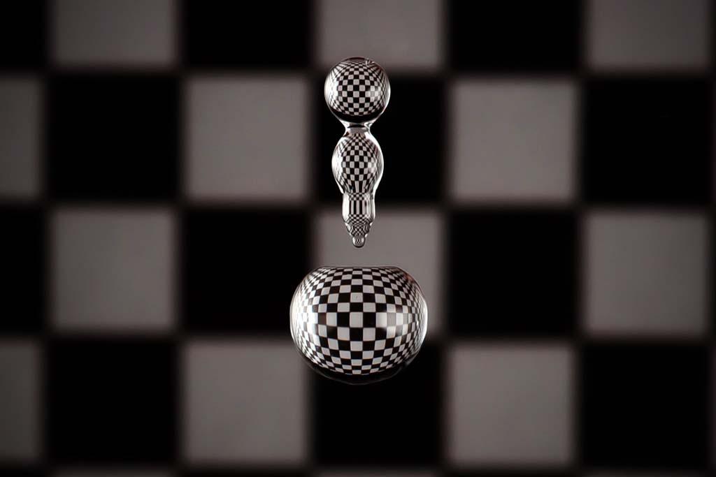 WaterDrop 3 - Зеркала и отражения