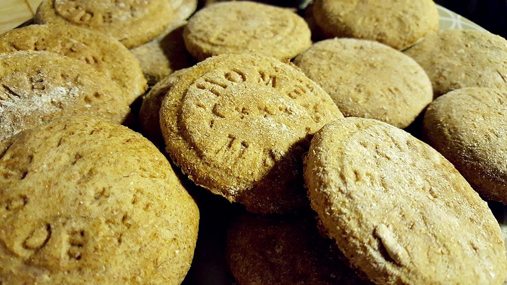pechenje - Цельнозерновое печенье