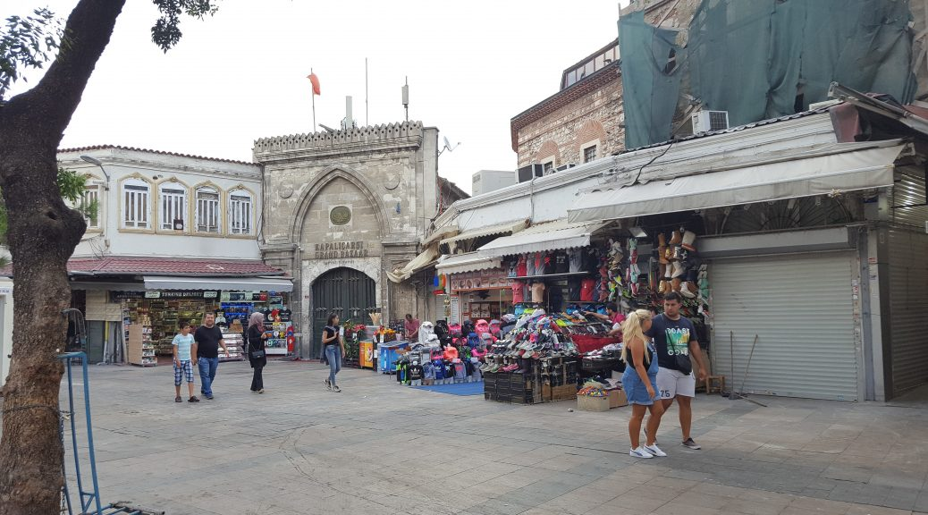 stambul 12 1038x576 - Стамбул - город контрастов II