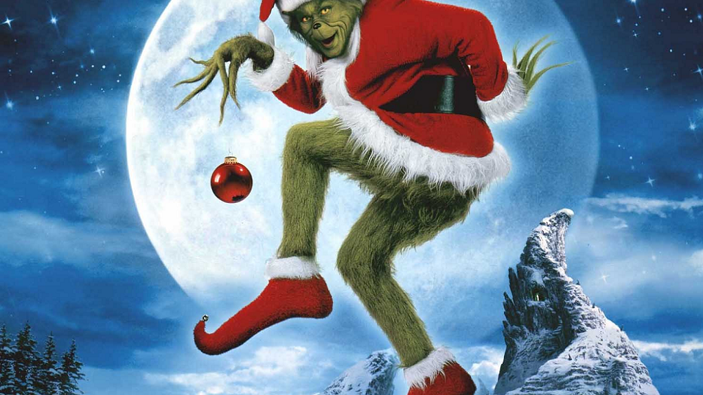 The Grinch how the grinch stole christmas 33148450 1024 768 1024x576 - Бородатая Серсея и онажегном